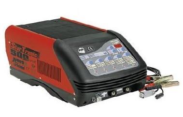 INCARCATOR SI ROBOT PORNIRE TELWIN STARTRONIC500, 6/12/24V, 75/400A