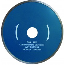 DISC DIAMANTAT 180MM 516007